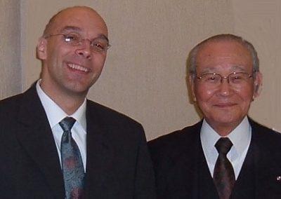 Seiichi Nakajima - Founding Father of TPM & OEE